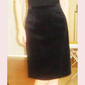 J.Crew Velour Skirt